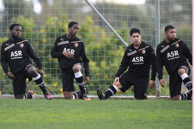 Niet meer dan 600 kaarten voor HNK Rijeka-Feyenoord