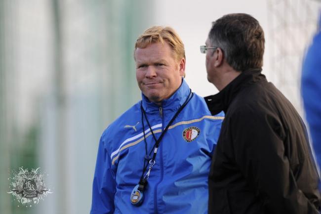 'Feyenoord titelkandidaat? Dat denk ik wel, ja, een grote kandidaat zelfs'