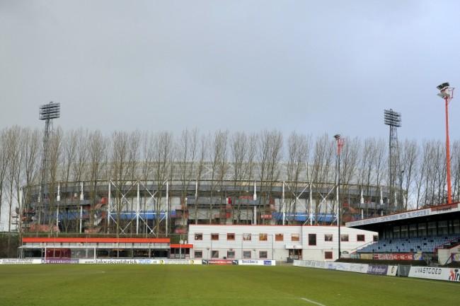 Feyenoord verslaat eigen amateurtak