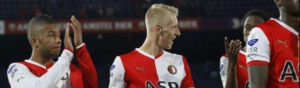 Feyenoord werkt toe naar laatste competitieduel