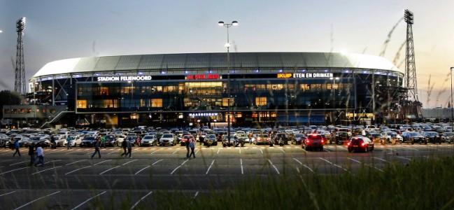 Samenvatting SC Feyenoord-Feyenoord (Video)