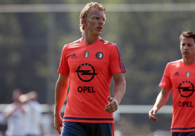 Kuyt maakt woensdag rentree in Feyenoord-shirt