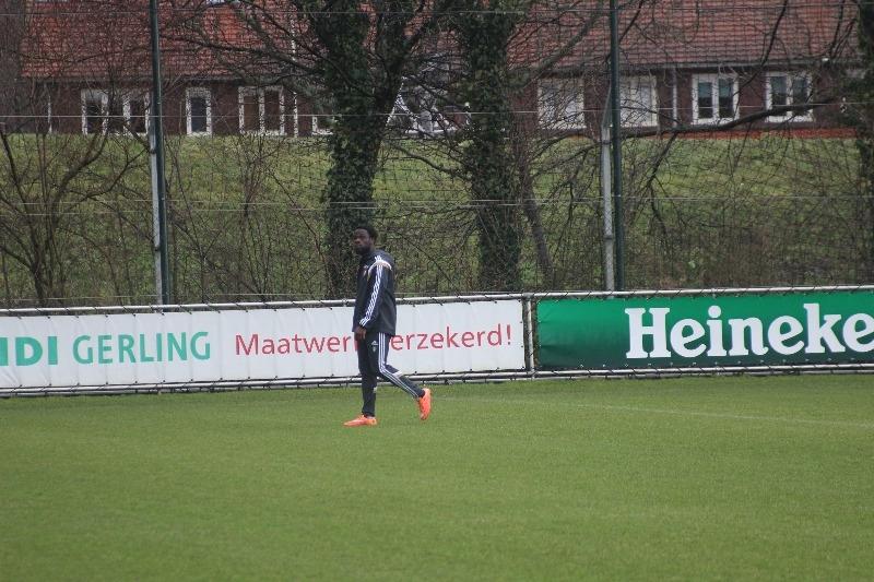 Feyenoorders melden zich af voor Jong Oranje