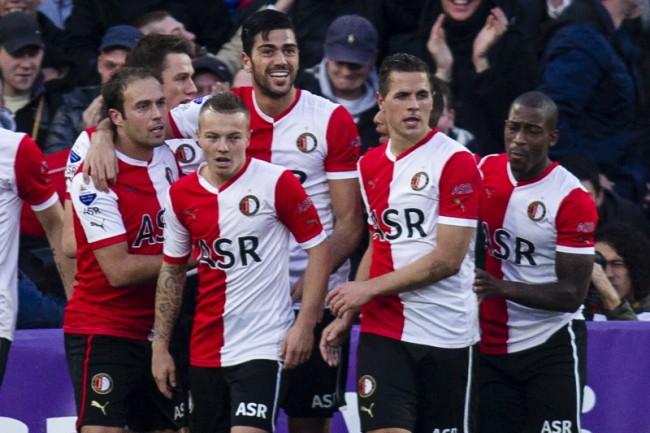 SC Heerenveen A1-Feyenoord A1