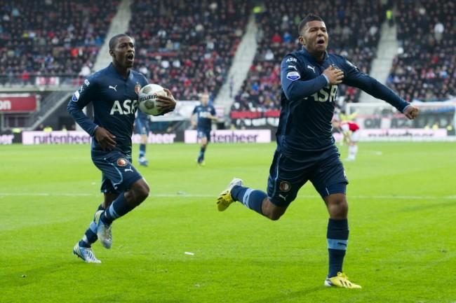 Feyenoord koestert ongeslagen reeks tegen Heracles
