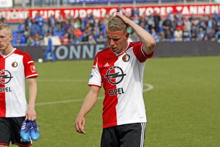 Van Beek meldt zich af voor trainingsstage Oranje