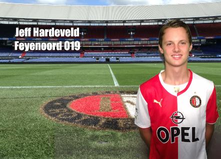 Overzicht Feyenoorders op social media