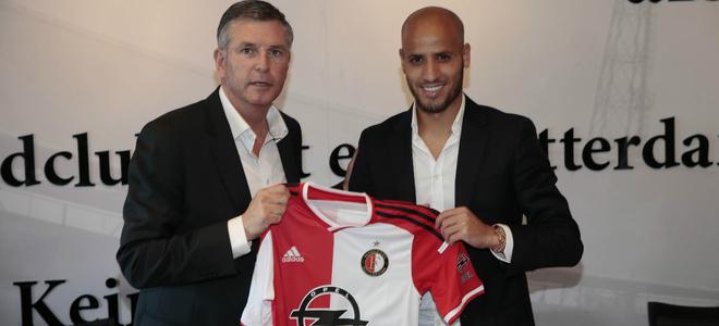 Feyenoord bevestigt komst Karim El Ahmadi