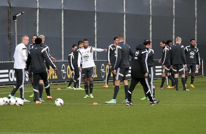 Standard Luik is terug bij af