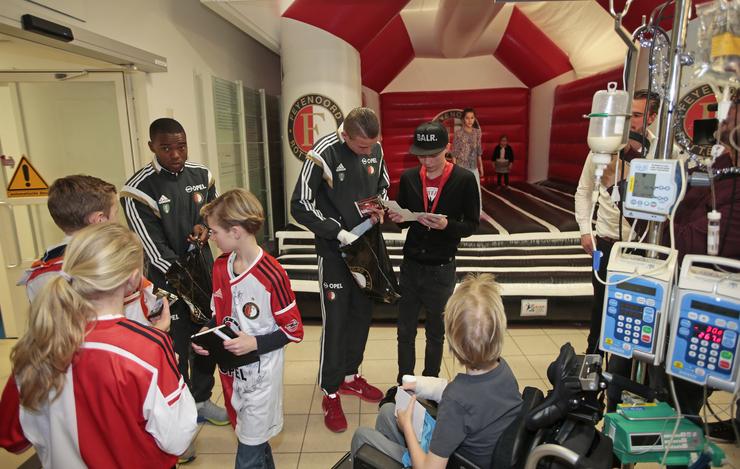 Als Feyenoord John Guidetti kan halen, transfervrij, waar twijfel je dan over?