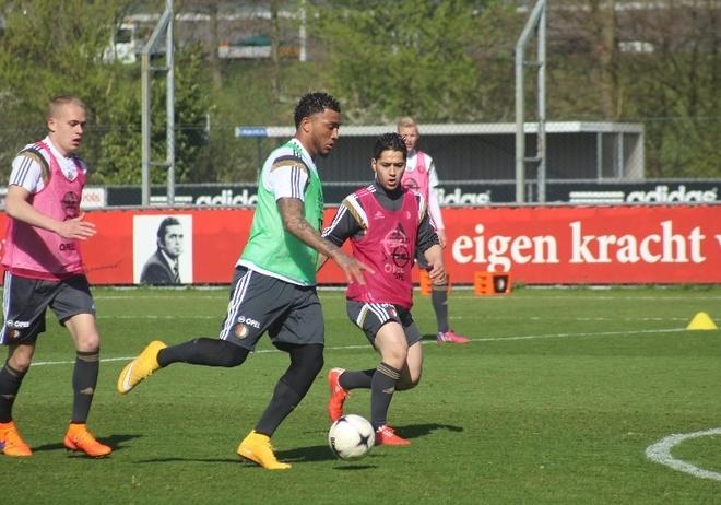 Contractverlenging Mulder optie voor Feyenoord