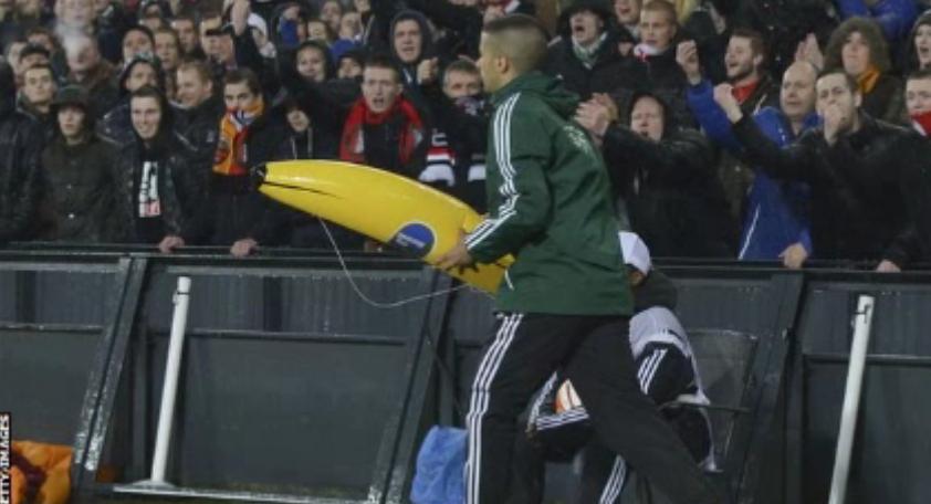 Boulahrouz lijkt fysiek niet in staat om tegen FC Utrecht te beginnen