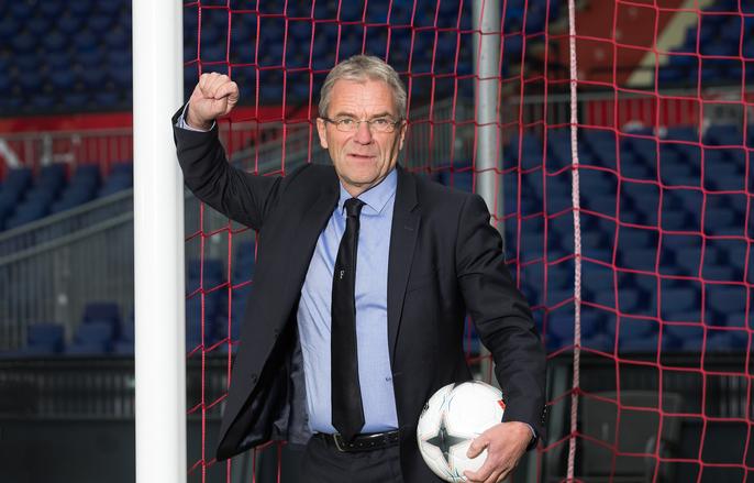 Feyenoord bindt Van Beek tot 2018