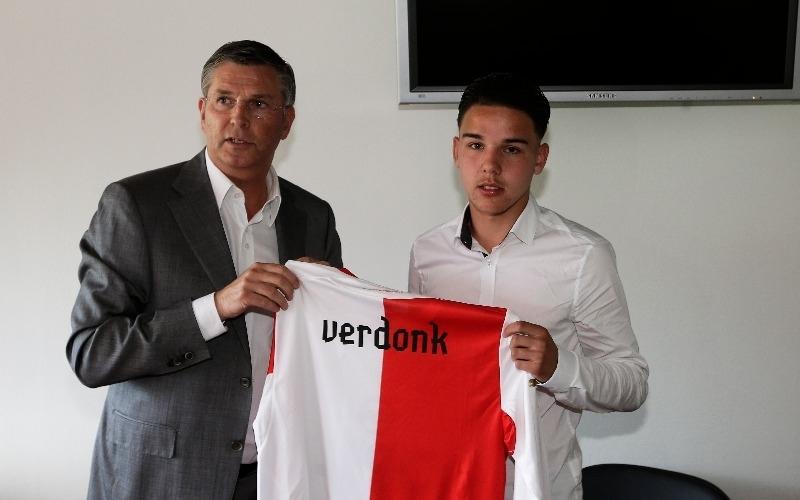 Jong Feyenoord speelt voor promotie naar de tweede divisie