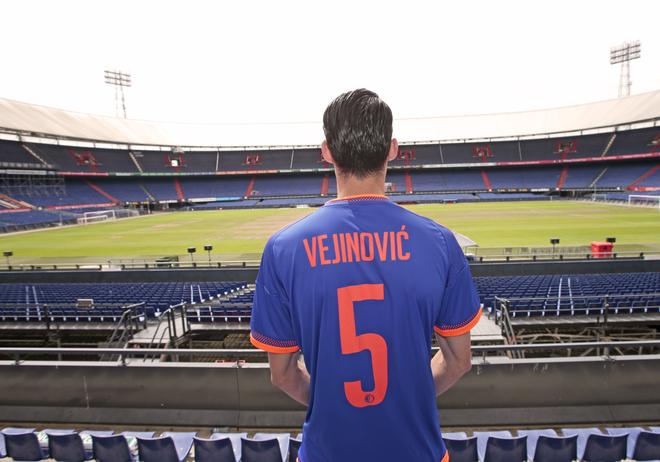 'Waarom Feyenoord? Geen woorden voor nodig'