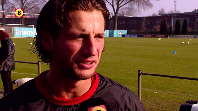 Van Bronckhorst: 'Mede-verantwoordelijk voor terugval'