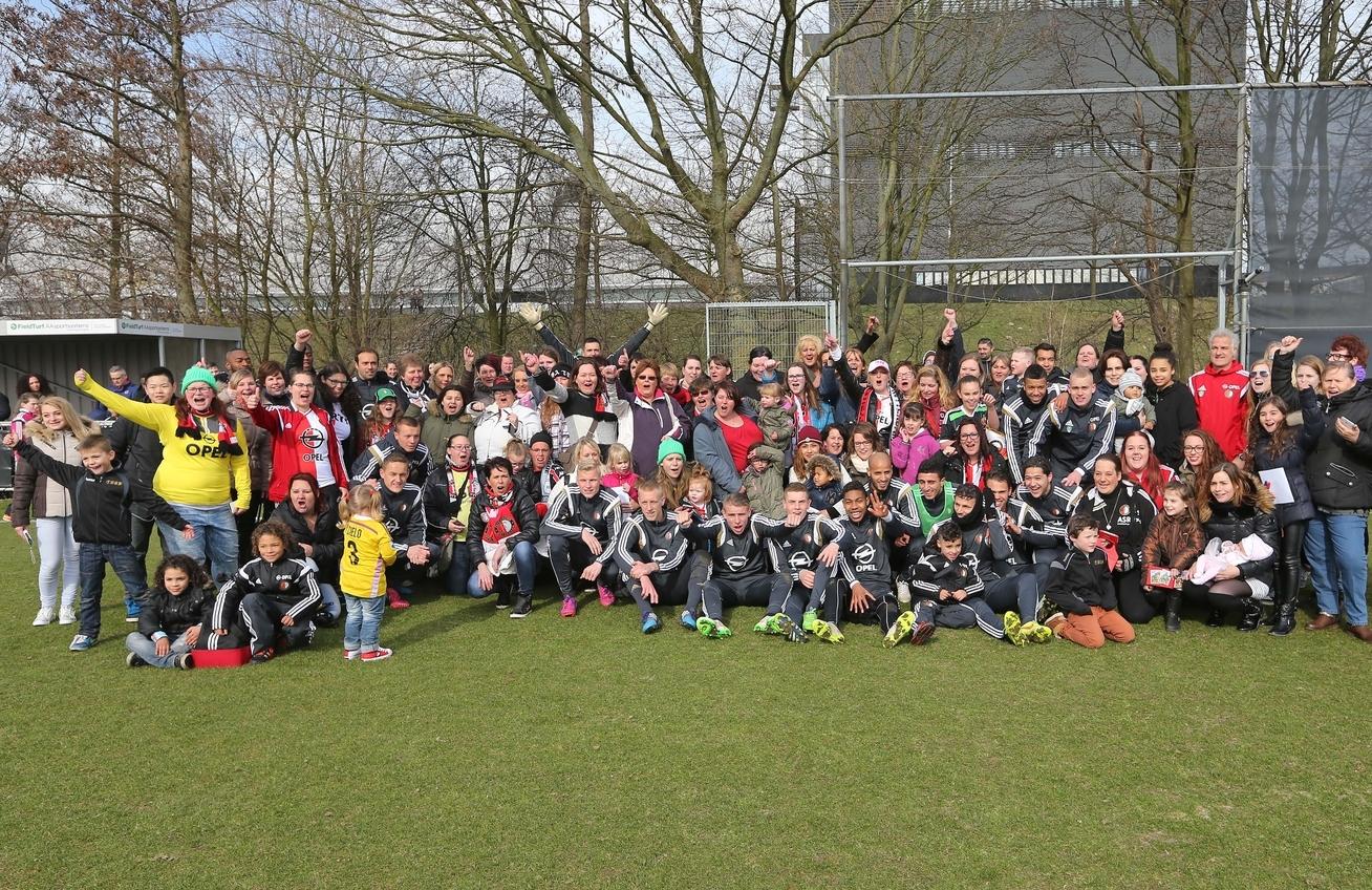 Uitslagen Feyenoord junioren zat. 7/3