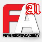 Feyenoord A1 wint stadsderby