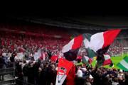 Cambuur supporters belaagden Feyenoordfans