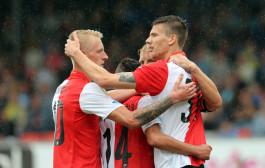 Feyenoord kan op karakter ver komen