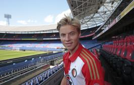 Feyenoord legt Noors jeugdinternational Hansson vast
