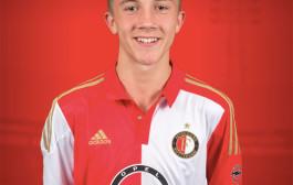 Feyenoord B1 spits: Ik denk dat vijf doelpunten ook best aardig is