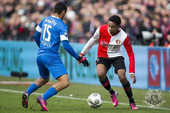 Feyenoord Fanshop opent vestiging in Spijkenisse