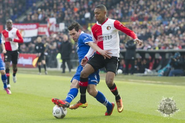 Faris Hammouti verhuurd aan Almere City FC