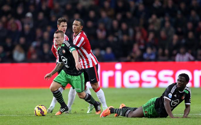 Half januari duidelijkheid kaartverkoop AS Roma-Feyenoord