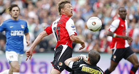 Programma Feyenoord junioren