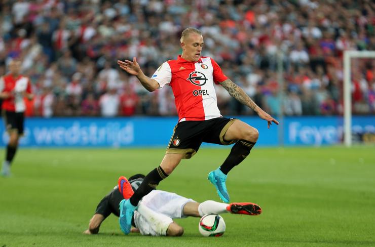 Een brutale jongen, echt een Feyenoordspeler met potentie