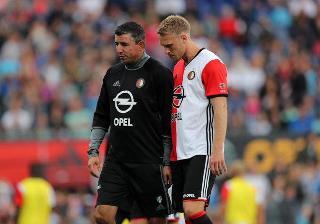 Supporters Feyenoord houden ondanks verlies vertrouwen
