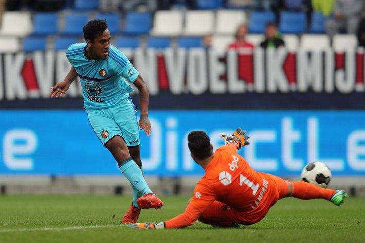 Informatie treinreizigers Feyenoord-Willem II