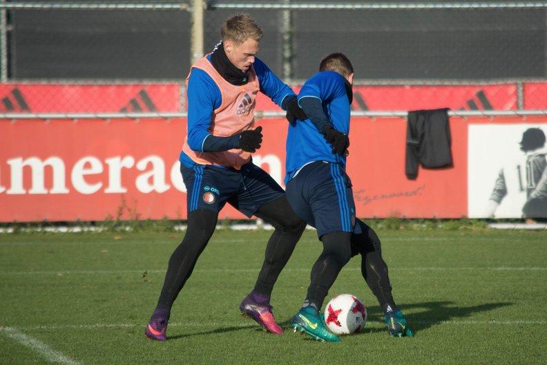 Elia, Kongolo en Vejinovic terug op trainingsveld