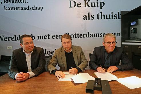 Feyenoord jaar ongeslagen in De Kuip