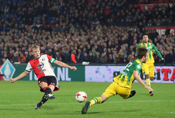 Historie ADO Den Haag vs. Feyenoord   Video