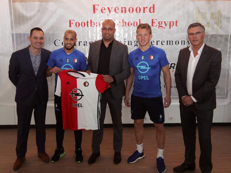 Feyenoord richt vizier op Ajax