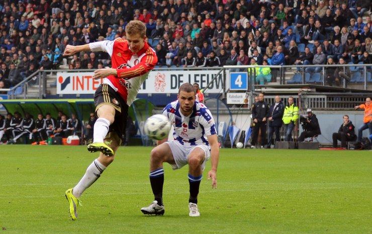 Emil Hansson over zijn officiële debuut | Video