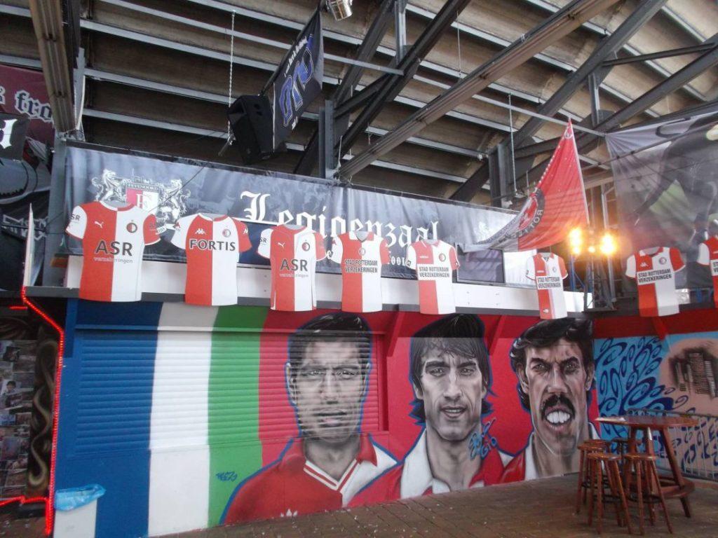 Het is zeker mogelijk dat ik mijn carrière afsluit bij Feyenoord