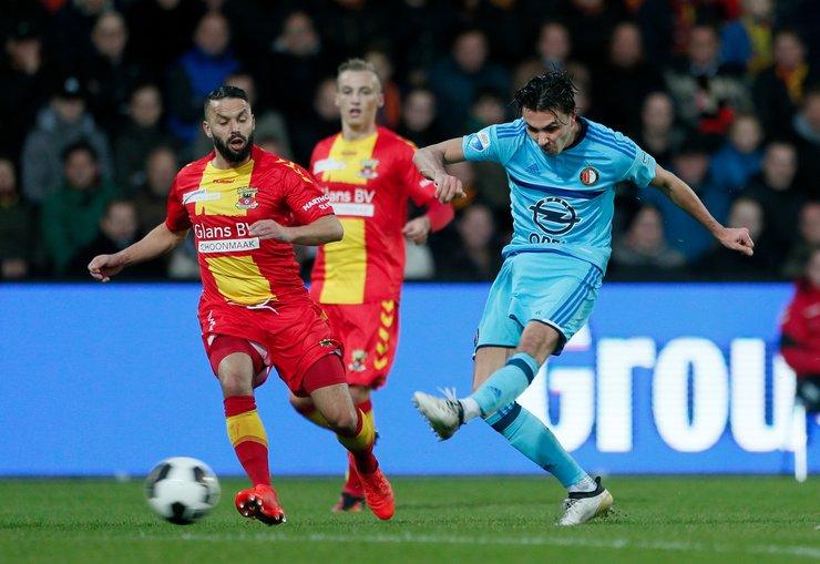 12.00 uur Persconferentie Feyenoord - Go Ahead Eagles