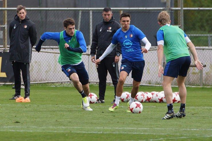 Feyenoord en FC Dordrecht gaan samenwerken