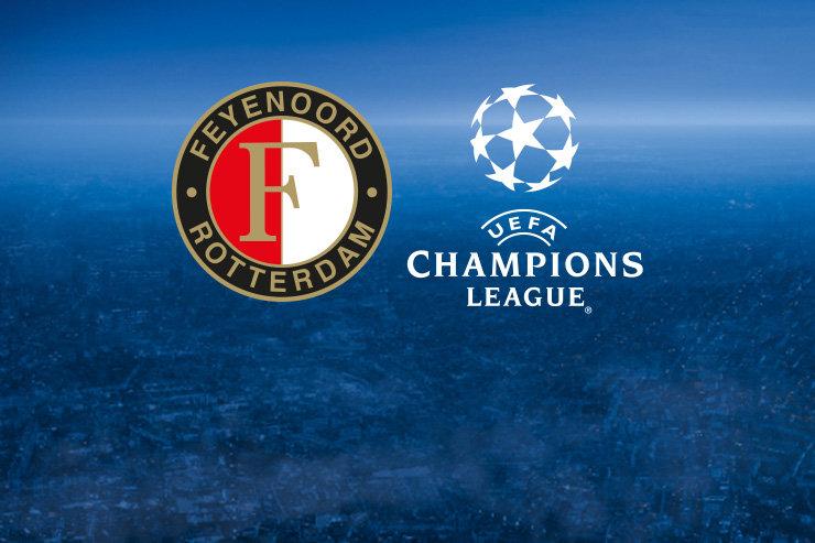 Feyenoord eerste winnaar 'gouden' kampioensschaal