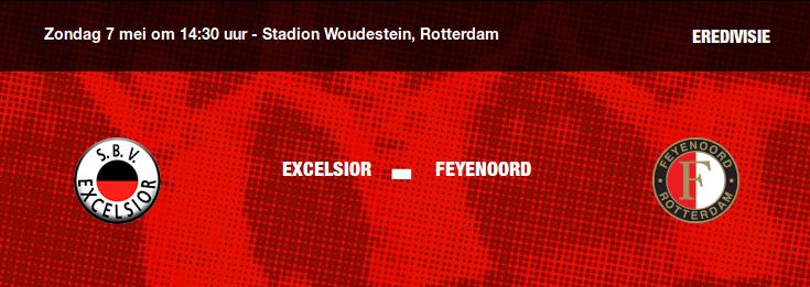 Spoorboekje kampioenschap Feyenoord