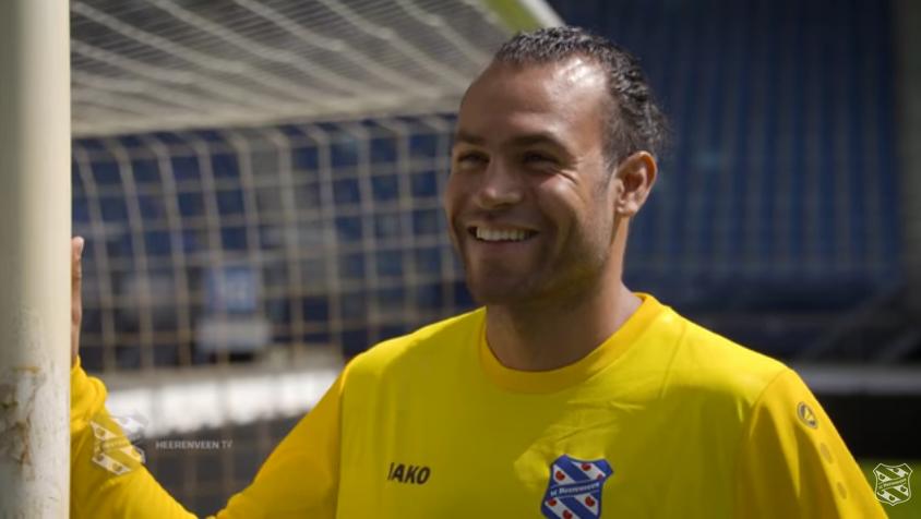 Warner Hahn definitief voor drie jaar naar Heerenveen