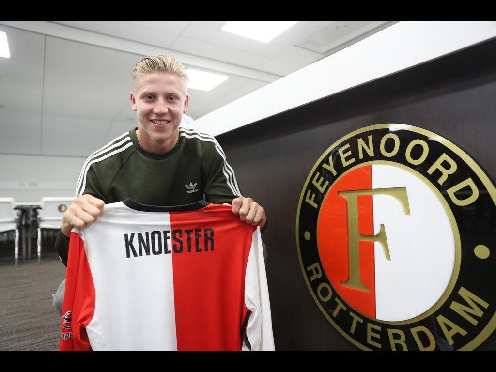 Feyenoord presenteert nieuwe thuistenue 2017-2018