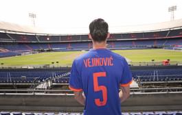 Zieke Vejinovic inzetbaar tegen Excelsior
