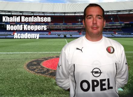 Profiel hoofd Keepers Academy Khalid Benlahsen