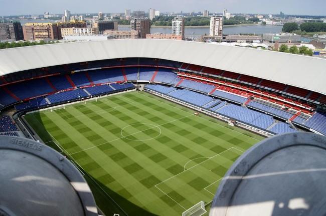 Kom op tijd naar de Rotterdamse derby