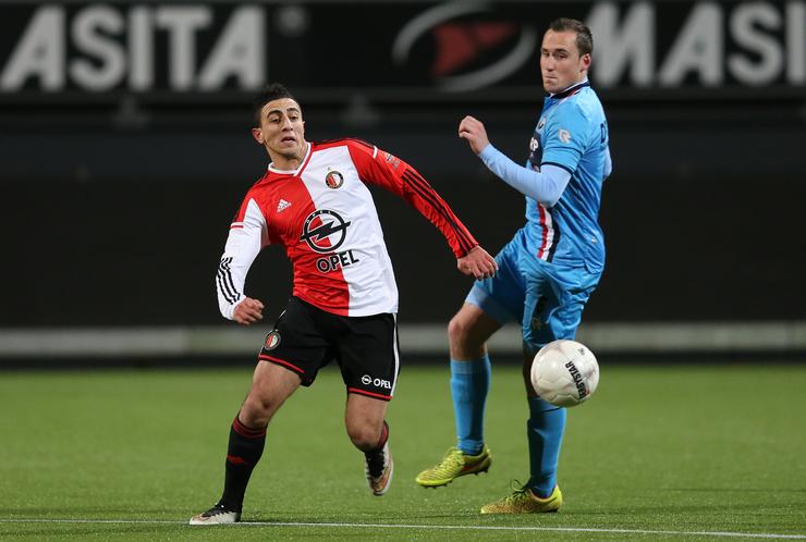 Jong Feyenoord-Jong ADO Den Haag vanavond in Barendrecht