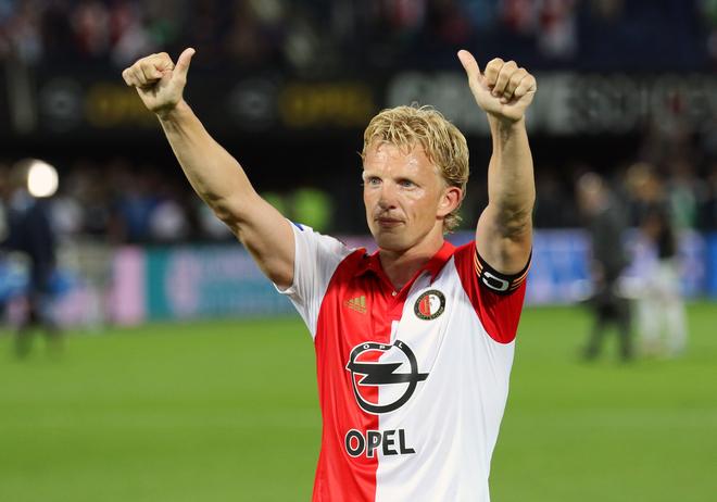 Kuyt hakt binnen week knoop door over Feyenoord